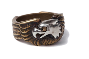 ANT EAGLE RING
