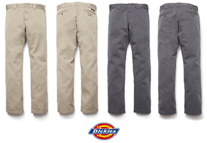 DICKIES×CLUCT