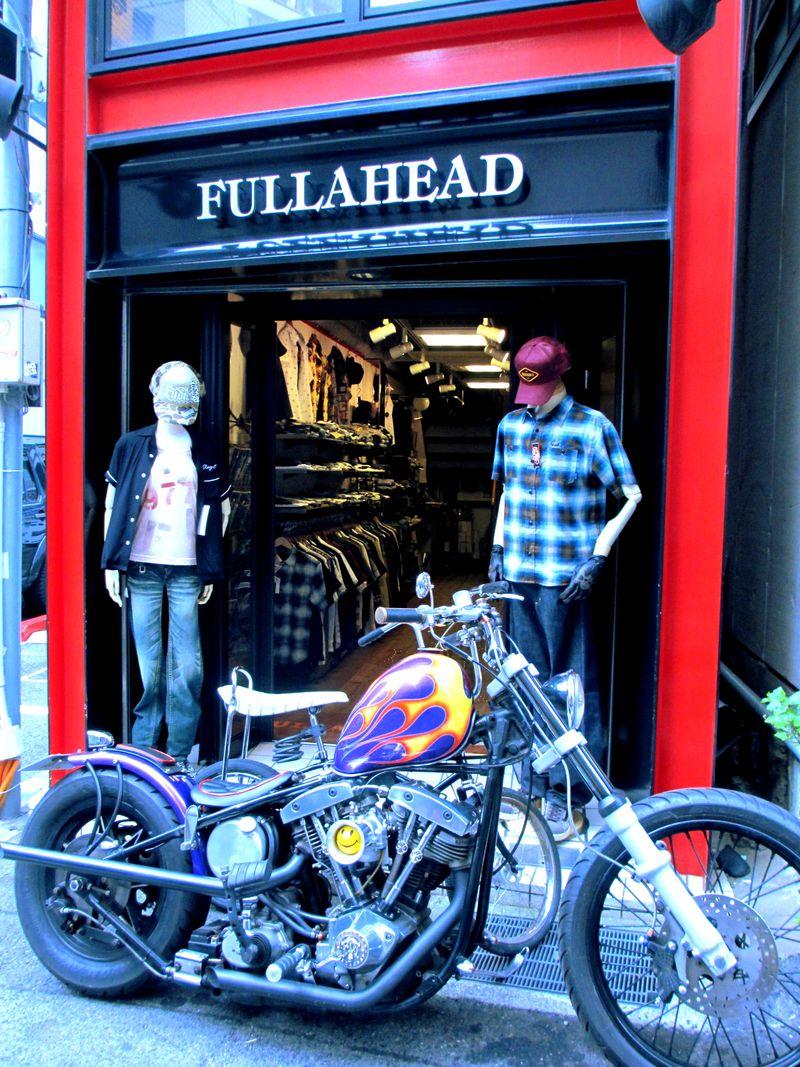 FULLAHEAD