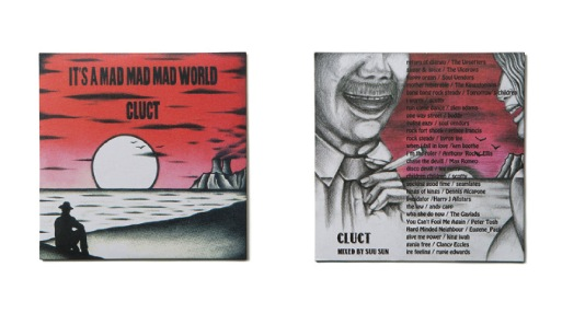 CLUCT-MIX-CD