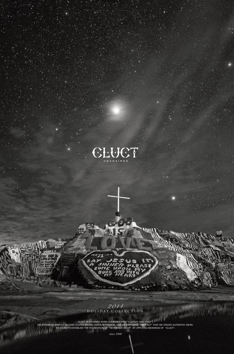 CLUCT 2014 HOLIDAY